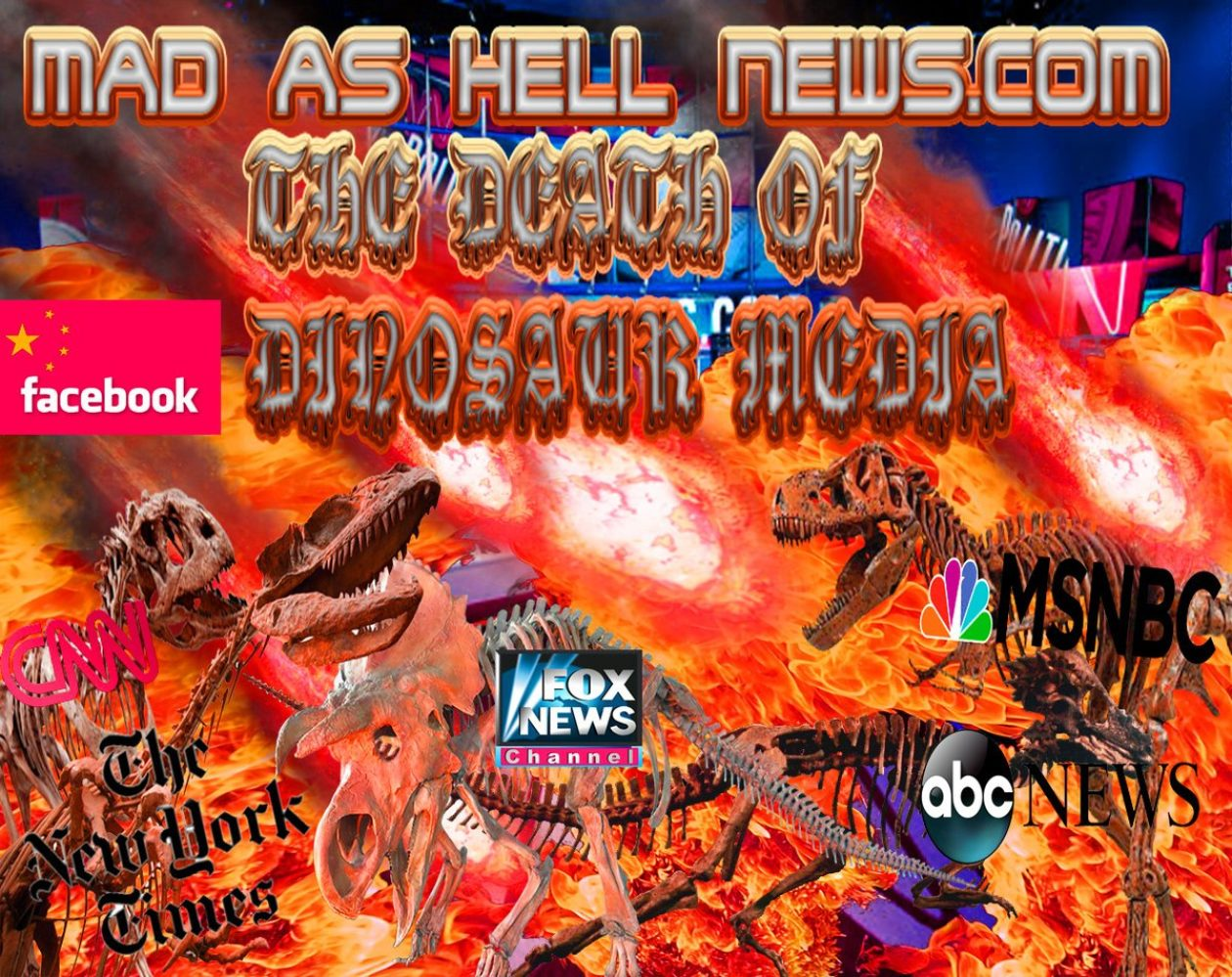 MAD AS HELL NEWS.COM